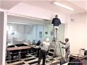 Domínio das Obras, Obras e Remodelações em Lisboa
